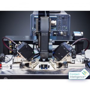 Autonomous RF Measurement Assistant with Keysight Network Analyzer on 200 mm Probe Station SUMMIT200