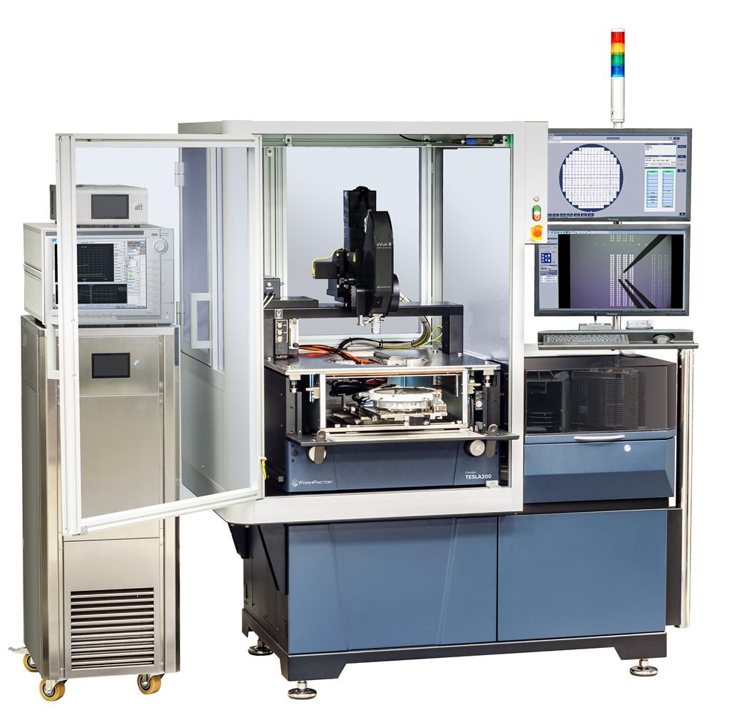 TESLA200 Semi-Automated (Open)