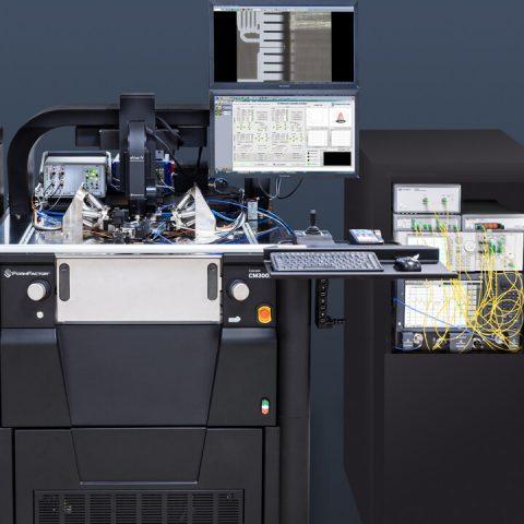 Integrated Measurement System - Keysight Silicon Photonics