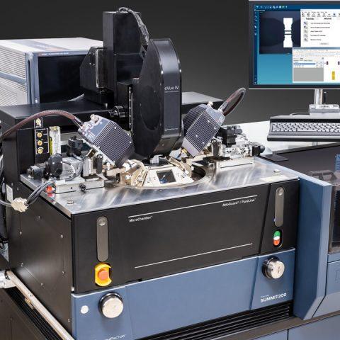Integrated Measurement System - Keysight - mmW THz