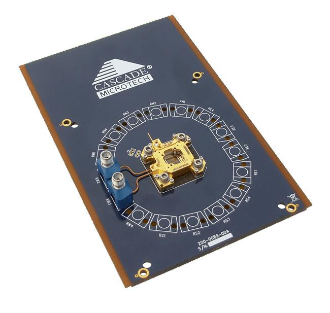 Pyramid-MW Probe Card