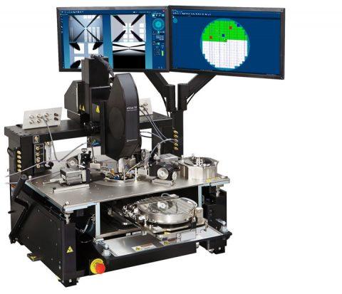 Summit 200 mm Manual Probe Station - shielded probe system